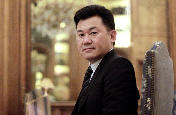 Hiroshi Mikitani, fundador y consejero delegado de Rakuten. / álvaro GArcia